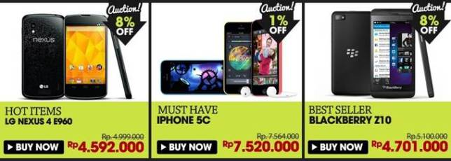 kolesi iPhones klik disini Lazada Indonesia